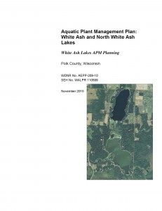 White Ash Lake APM Plan