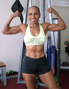 Ernestine Shepherd - An example of senior fitness