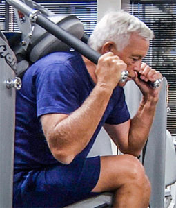 Biological aging can be reversed with specific exercise & nutrition.