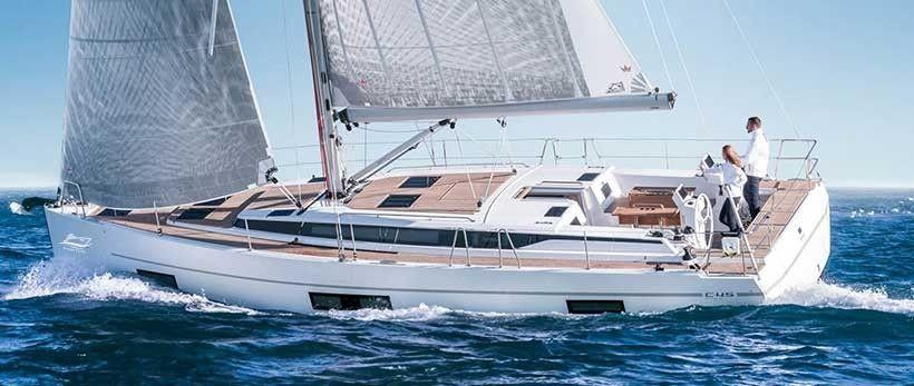 Bavaria C45 Sailing Yacht Charter Croatia Main