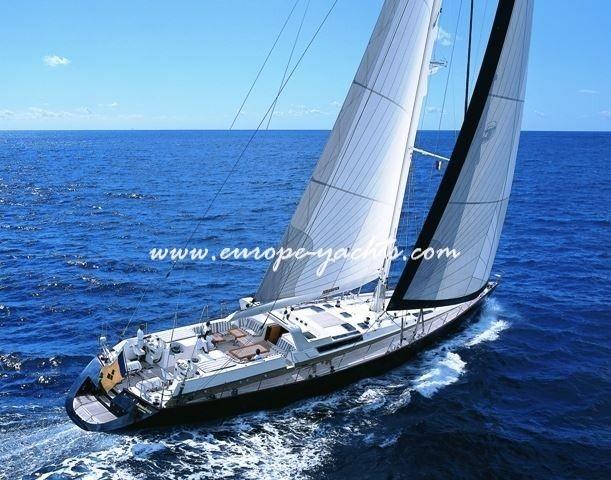 Amadeus, sailing yacht