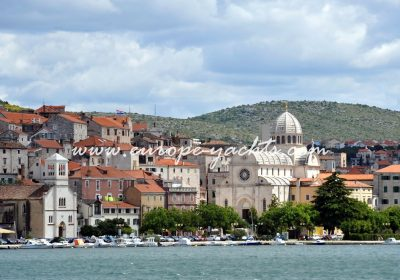 Zadar_from_the_sea