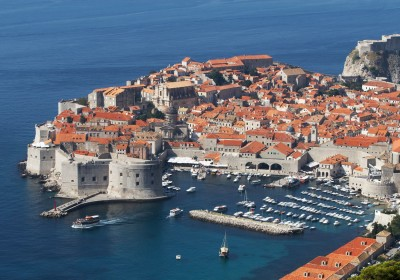 Dubrovnik air side