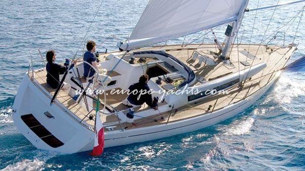 Grand Soleil 43 sea