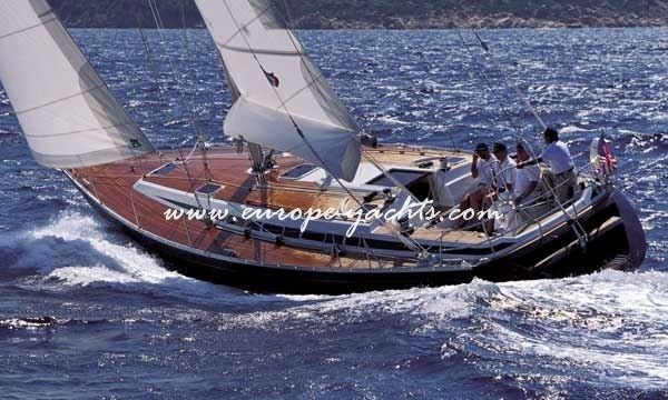 Grand Soleil 46.3, sailing yacht