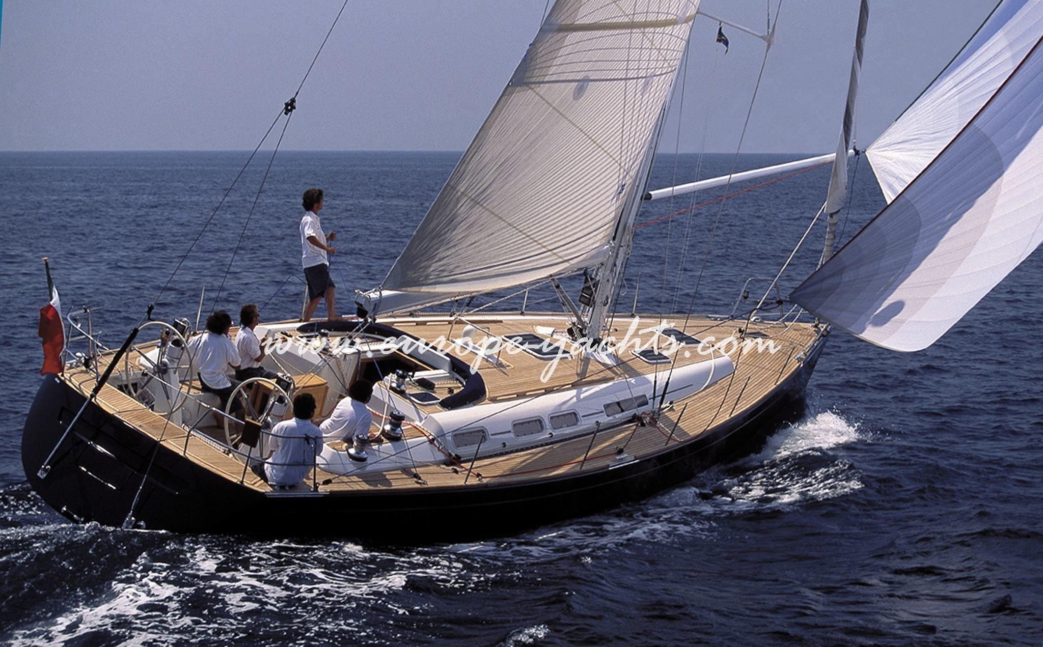 Grand Soleil 50, sailing yacht