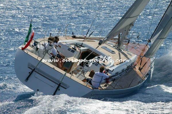 Grand Soleil 56, sailing yacht