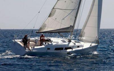 Hanse 370, hanse, sailing yach