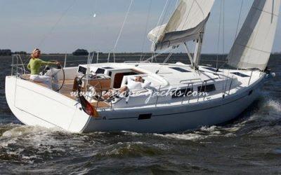 Hanse 385, hanse, sailing yacht