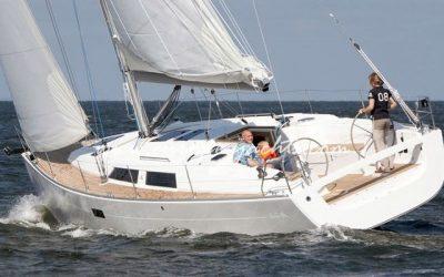 Hanse 400, hanse, sailing yacht