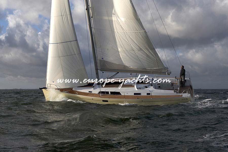 Hanse 430, hanse, yacht, sailing yacht