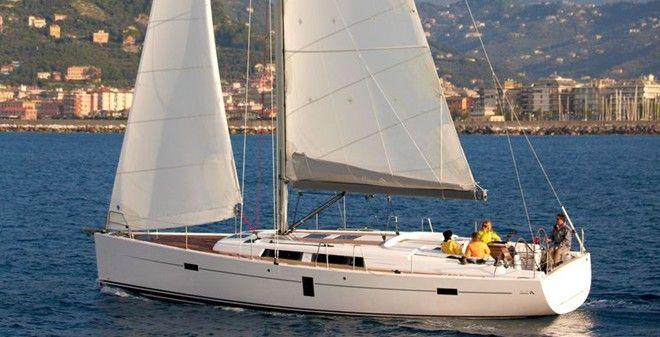 Hanse 445, hanse, yacht, sailing yacht