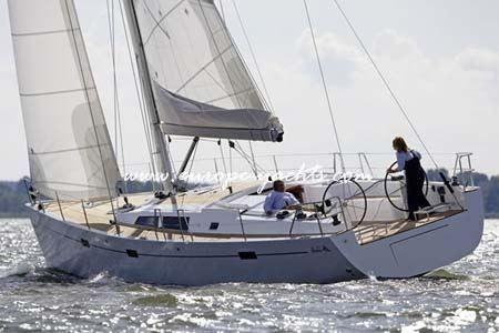 Hanse 470 2008, hanse, yacht, sailing yacht