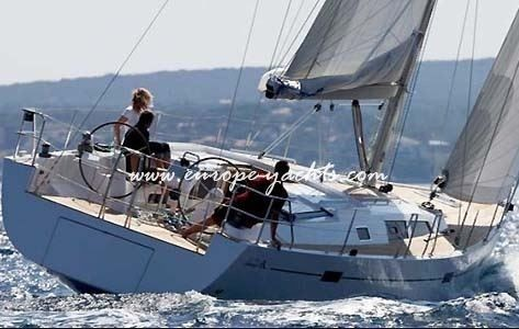 Hanse 470 2011, hanse, yacht, sailing yacht