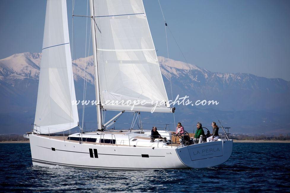 Hanse 495, hanse, yacht, sailing yacht