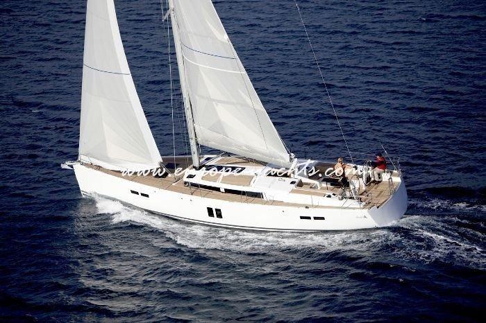 Hanse 545, hanse, yacht, sailing yacht