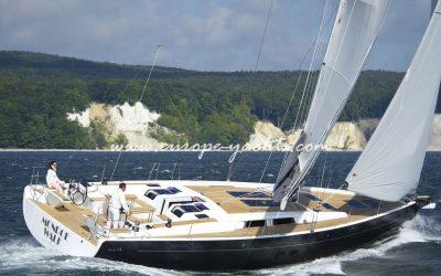 Hanse 575, hanse, yacht