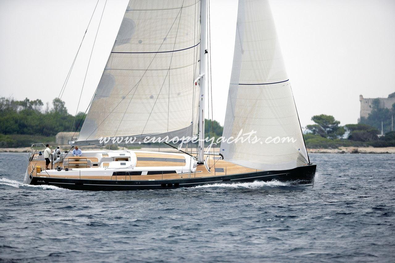 Hanse 630, hanse, yacht