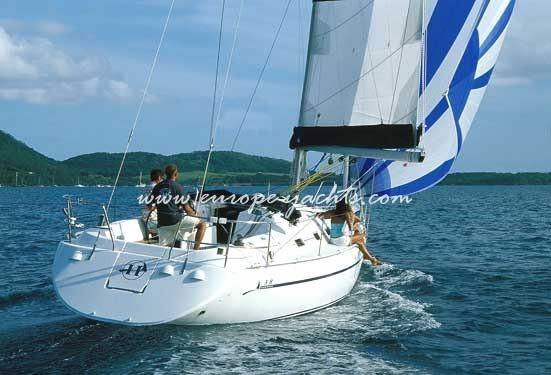 Harmony 38, harmony, yacht, sailing yacht