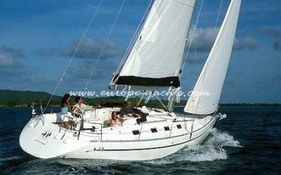Harmony 38, harmony, yacht