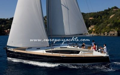 Jeanneau 44 DS, Jeanneau, sailing yacht, yacht
