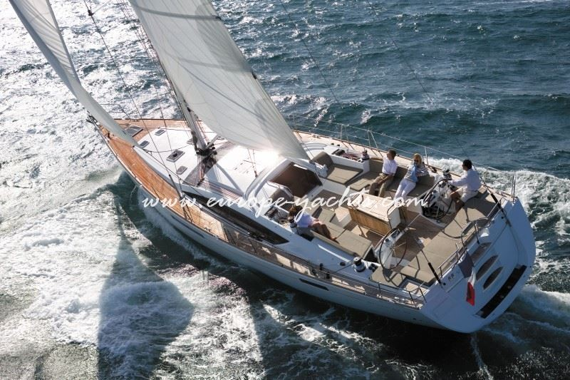 Jeanneau 57, jeanneau, sailing, yacht