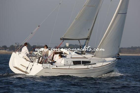 Jeanneau Sun Odyssey 33i, jeanneau, yacht
