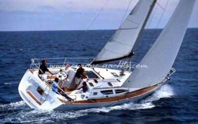 Jeanneau Sun Odyssey 35, jeanneau, yacht