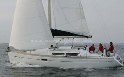 Jeanneau Sun Odyssey 36i, jeanneau, yacht