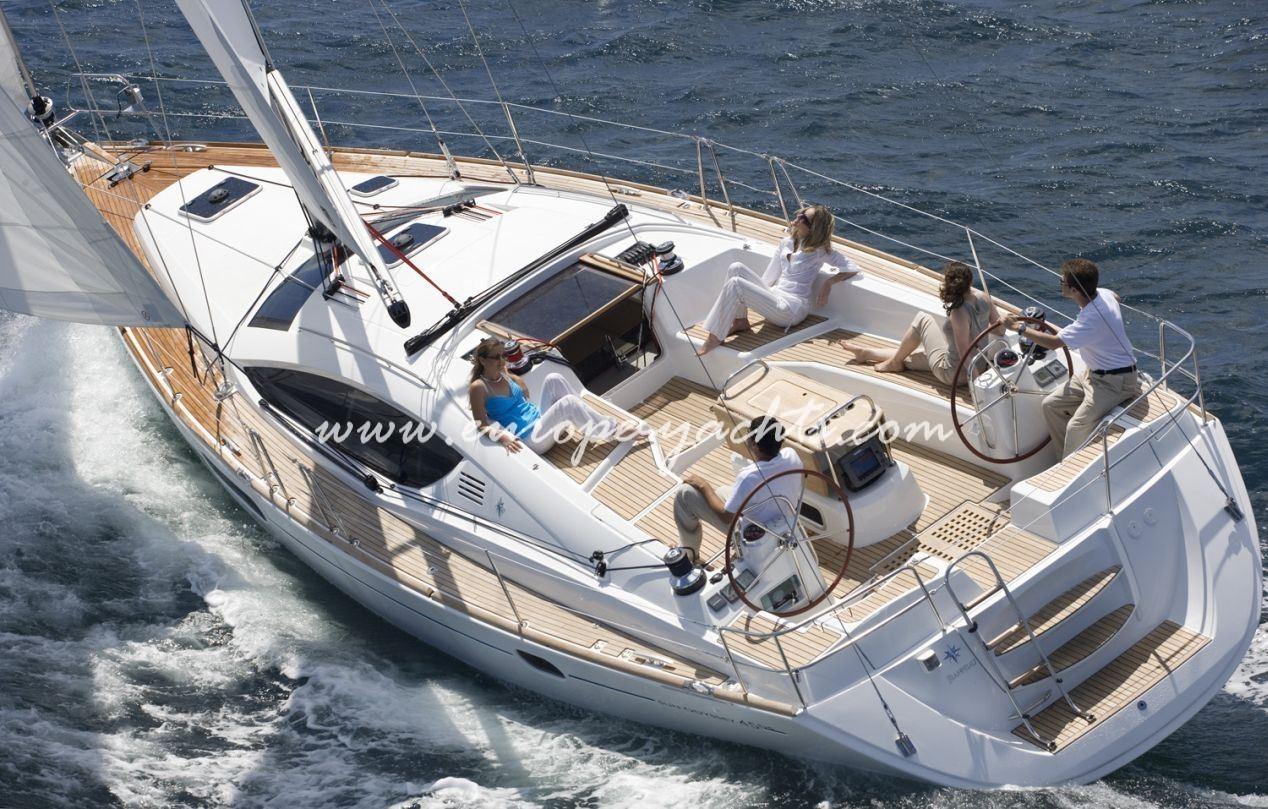 Jeanneau Sun Odyssey 44i, jeanneau, yacht