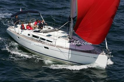 Jeanneau Sun Odyssey 45 2006, jeanneau, yacht, sun odyssey