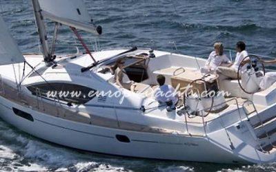 Jeanneau Sun Odyssey 45 2007, jeanneau, yacht, sun odyssey