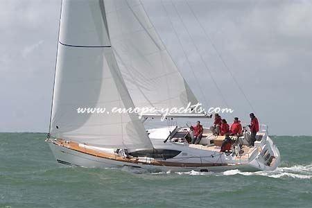 Jeanneau Sun Odyssey 45, jeanneau, sailing yacht