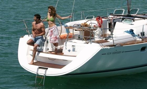 Jeanneau Sun Odyssey 49, jeanneau, sailing yacht, yacht