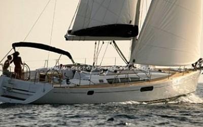 Jeanneau Sun Odyssey 49i, jeanneau, sailing yacht, yacht
