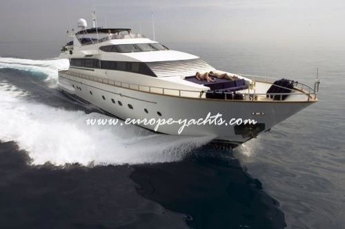 Obsession Falcon 100, obsession, falcon, motor yacht