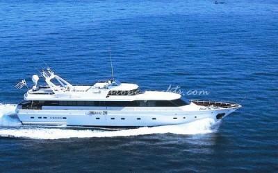 PARADIS Canados 120, Paradis, canados 120, motor yacht