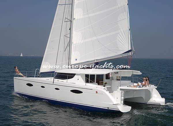 Salina 48 Catamaran Charter Croatia