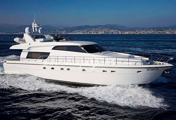 San Lorenzo 62, san lorenzo, motor yacht