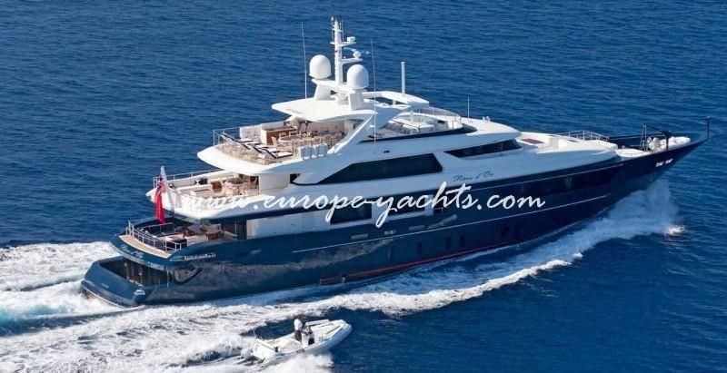 San Lorenzo 46, san lorenzo, yacht