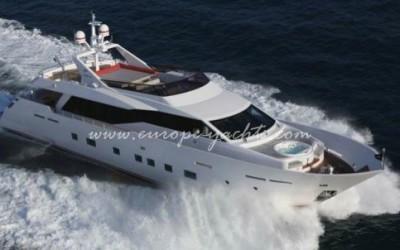 Tecnomar 30 Aurora, tecnomar, motor yacht