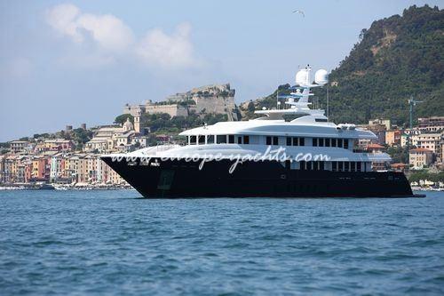 Zaliv III, zaliv, yacht, motor yacht
