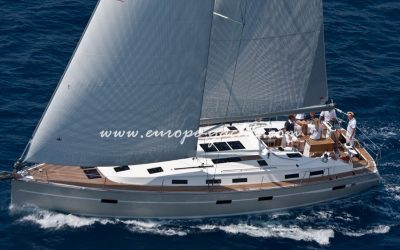 Bavaria 50 Sailing Croatia