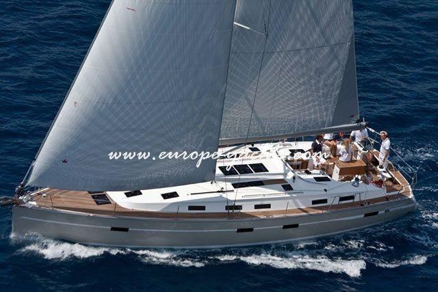 Bavaria 50 Sailing Greece