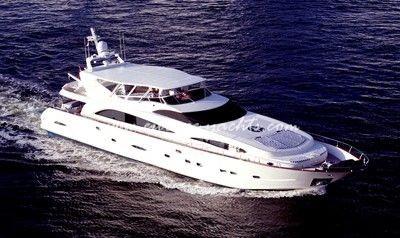 Luxury Yacht Charter Virginia Mia Yacht in France and Monaco