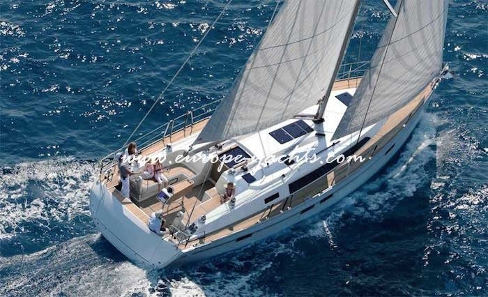 Charter a Bavaria 46 Cruiser with Europe Yachts Charter