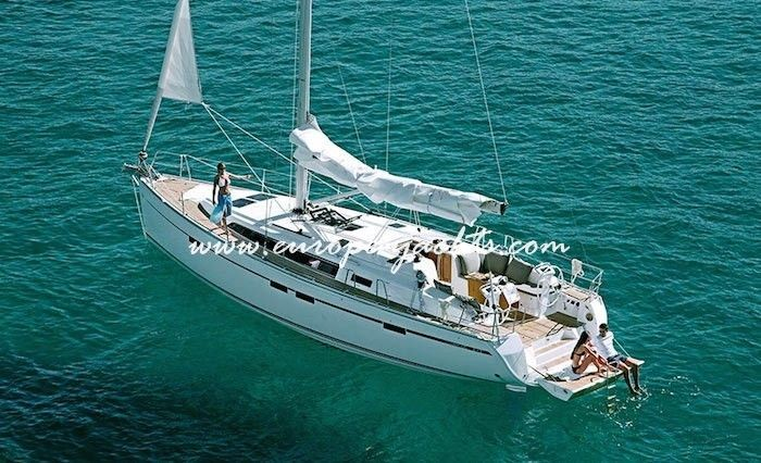 Sailing Yachts Charter Croatia with Europe Yachts Charter
