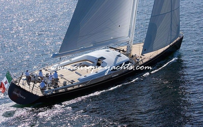 Farandwide Sailing Yacht 2