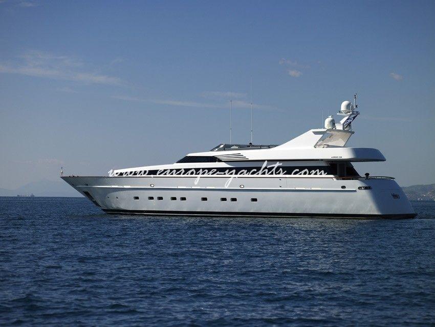 Feligo V yacht 33