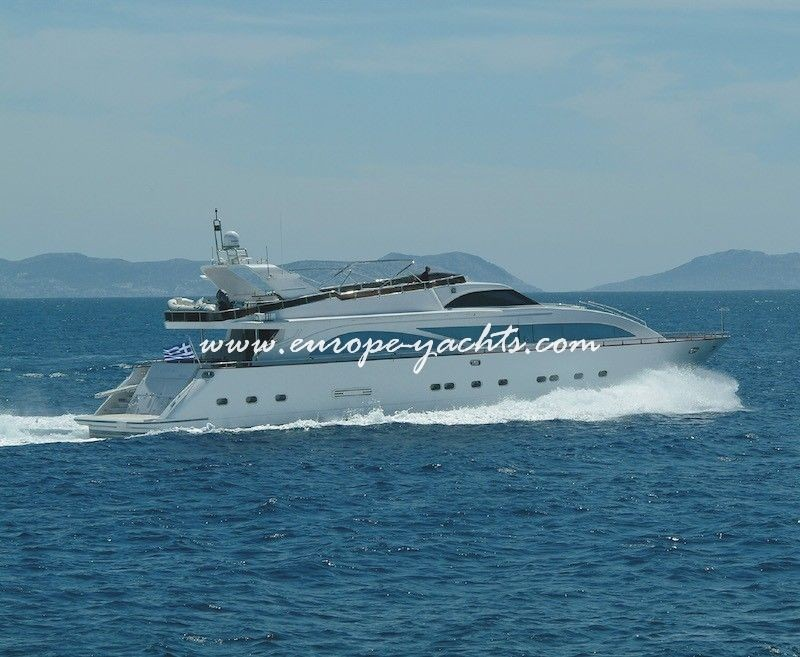 Dream B yacht 1